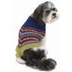 Petrageous Lunas Bohemian Dog Poncho Large