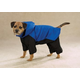 Casual Canine Dog Snowsuit Small Blue