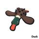 Multipet Dura Bites Dog Toy Duck