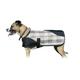 Kensington Plaid Dog Coat 3XL Lavender Mint