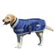 WeatherBeeta Windbreaker 420D Dog Coat 30 Navy/Lim