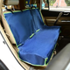 Iconic Pet FurryGo Navy Car Bench Seat Cover
