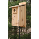 Stovall Basic Rustic Western Mountain Blbird House