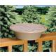 API Non Heated Bird Bath W/ Ez Tilt Deck Mount