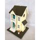 Home Bazaar Main Street Cottage Birdhouse