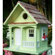 Home Bazaar Key Lime Cottage Birdhouse Key Lime
