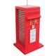 Home Bazaar British Royal Mail Box Feeder