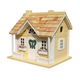 Home Bazaar Home Sweet Home Cottage Yellow