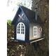 Home Bazaar Boat House Birdhouse