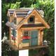 Home Bazaar Rustic Retreat Bird House
