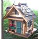 Home Bazaar Rustic Retreat Bird Feeder