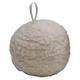 Fido Fleece Ball Toy Medium
