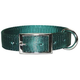 Double Ply Nylon 1in x 32in Collar Green