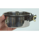Stainless Steel 20oz Coop Cup with Clamp
