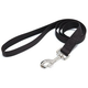 Single Ply Nylon Lead 1in x 4ft Red