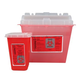 Sharps Container w/Lid 5 Quart