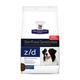 Hills Rx Diet z/d Ultra Allergen Free Dog Food 25