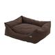 Kruuse Buster Chocolate Sofa Dog Bed  27.5x35.5