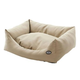 Kruuse Buster Chinchilla Sofa Dog Bed  27.5x35.5