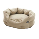 Kruuse Buster Chinchilla Dog Cocoon Bed 29.5In