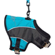 Touchdog Reflective Dog Harness/Leash MD Turquoise