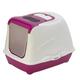 Moderna Flip Cat Litter Box Large Hot Pink