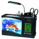 Pet Life All in One Digital Desktop Aquarium Black
