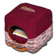 Touchdog 70s Throwback 2in1 Pink Dog House Bed