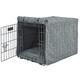 Bowsers Teaka Luxury Dog Crate Cover XLarge