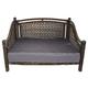 Iconic Pet Maharaja Rattan Indoor/Outdoor Pet Bed