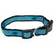 Carolina Panthers Ribbon Dog Collar Large