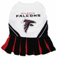 Atlanta Falcons Cheerleader Dog Dress XSmall
