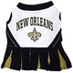 New Orleans Saints Cheerleader Dog Dress XSmall