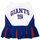 New York Giants Cheerleader Dog Dress XSmall