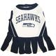 Seattle Seahawks Cheerleader Dog Dress XSmall
