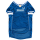 Indianapolis Colts White Trim Dog Jersey XSmall