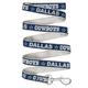 Dallas Cowboys Ribbon Dog Leash