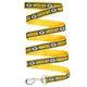 Green Bay Packers Ribbon Dog Leash