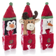 Charming Pet Christmas Puzzler Dog Toy Snowman