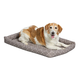 Quiet Time Ashton Mushroom Bolster Dog Bed 48in