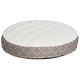 Quiet Time Empress Mattress Mushroom Round Dog Bed