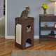 Midwest Curious Cat Cube Tri-Level Cat Tower