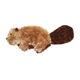 KONG Beaver Plush Dog Toy Small