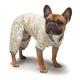 Zack and Zoey Dog Pajamas Medium Silver