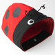Petrageous Ladybug Cat Cave
