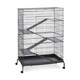 Prevue Jumbo Black Steel Ferret Cage