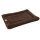 West Paw Montana Nap Chocolate Dog Mat X-Large
