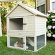 New Age Pet ecoFLEX Huntington Rabbit Hutch