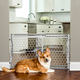 Carlson Pet Expandable Plastic Gate 23in Tall