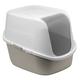 Moderna Amerix Closed Cat Litter Box Gray